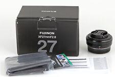 Fujifilm Fujinon XF 27 mm 1:2,8 Super EBC
