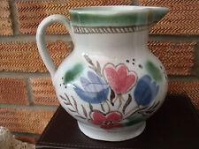 Buchan Pottery Jug - Scottish Pottery Water Jug -