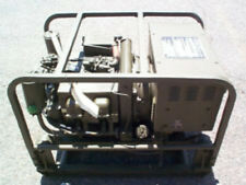 3KW, 28 V.DC. Generator, w/ 4A032 Miltary Standard Engine - 2 for one Money!