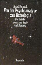 Fachbuch Andre Barbault: Von der Psychoanalyse zur Astrologie ausgabe 1991