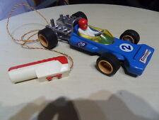 Vintage toys car ancien jouet voiture formule 1  filoguidée by SANCHIS
