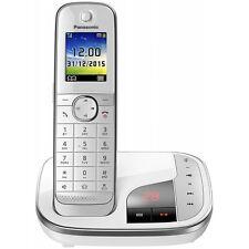 Panasonic KX-TGJ320GW Blanc Téléphone DECT sans fil analogique téléphone fixe