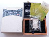 2010 China Lunar Year of Tiger 50 Gram Silver Bar Ingot Box Coa