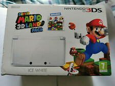 NINTENDO 3DS CONSOLE SUPER MARIO 3D LAND PACK BRAND NEW FACTORY SEALED