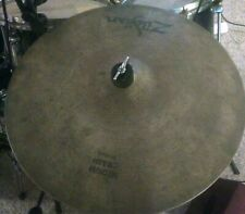 "Zildjian, 16"" medium crash Cymbal Uncleaned check other listing for more"