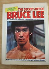 The Secret Art of Bruce Lee HB by Editors of Kung Fu Monthly 1976 (Hospiscare)