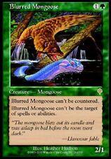 MTG Magic - (R) Invasion - Blurred Mongoose - SP