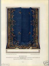 1927 PAPER AD Servian Rug Bigelow Hartford Carpet Co Commercial Printing
