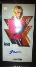 """TOPPS Dr Who OVERSIZED-Not Signature 2.5x4.75"""" Autograph Auto 6/25 BILLIE PIPER"""