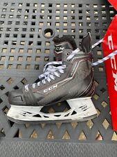 New listing Ccm Size 10 Mens Jetspeed Hockey Ice Skates Black. Top of the Line Model
