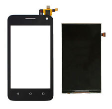 P1 DISPLAY LCD+ VETRO TOUCH SCREEN per HUAWEI Y3 Y360 ASCEND NERO RICAMBIO