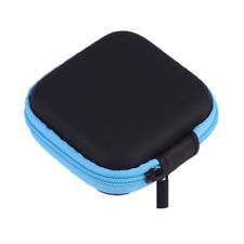 Portable Hard Storage Case Pouch Bag for Earphone Headphone Earbud SD TF Cards