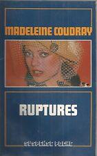 Ruptures - Madeleine Coudray - Suspense poche