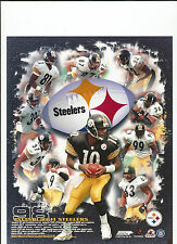 1998 PITTBURGH STEELERS 8X10 NFL PICTURE PHOTO