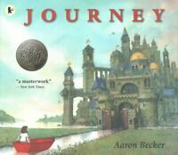 Journey by Aaron Becker 9781406355345 | Brand New | Free UK Shipping