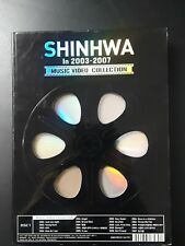 Shinhwa 2 dvd Music Video Collection disc 1 & 2 only