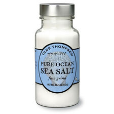 Olde Thompson 16.4 Ounce Pure Ocean Sea Salt