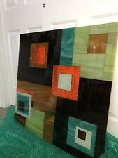 Stained Glass Table Coffee Table Antique