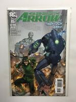 Green Arrow #15  Dc Comic Book