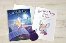 Personalised The Tooth Fairy Softback With Pouch Childrens Bedtime Story Book UK