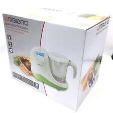 Ambiano Baby Food Processor Maker Steamer Blender Bottle Warmer Sterilizer New