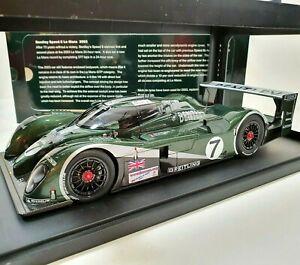 AUTOart 1:18 Bentley Speed 8 CAPELLO / KRISTENSEN / SMITH No Minichamps Otto