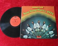 James Last LP Non Stop Party 1974 (Club-Edition) TOP ZUSTAND!