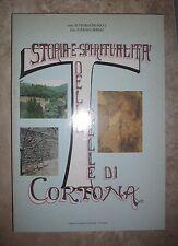 TEOBALDO RICCI E SFRISO - STORIA E SPIRITUALITA' DELLE CELLE DI CORTONA 1992(OE)