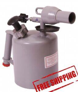 Blow Torch Blowlamp Blowpipe 2 Liter Lamp Fuel Petrol Gasoline