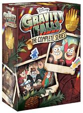 Gravity Falls The Complete Series DVD Set NEU