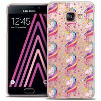 Coque Crystal Pour Samsung Galaxy A3 2016 (A310) Extra Fine Rigide Fantasia Lico