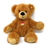 Steiff Bär Teddy BOBBY braun, ca. 40 cm, Nr. 014079, kuschelweich, neuwertig
