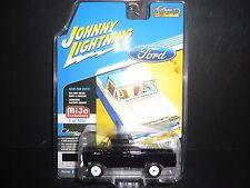 Johnny Lightning Ford F250 1959 Black JLCP7005 1/64 Limited Edition