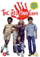 DVD:THE RED HAND GANG - NEW Region 2 UK