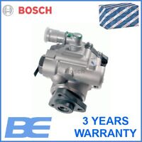 Audi POWER STEERING PUMP Genuine Heavy Duty Bosch KS00000605 4F0145155A