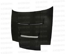 for 180SX 240SX S13 1989-1994 Nissan DV Seibon Carbon Fiber Hood HD8994NS240-DV