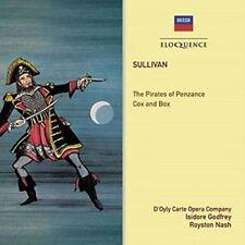 Gilbert & Sullivan: The Pirates Of Penzance; Cox & Box, D?Oyly Carte Opera Compa