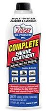 Lucas Oil 10016;Fuel System Cleaner;