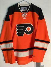 Reebok Women's Premier NHL Jersey Philadelphia Flyers Team Orange Alt sz S