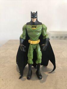 Batman action figure Mattel (2004) DC Comics Green Rare