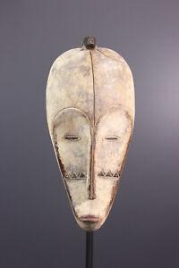 FANG MASK AFRICAN TRIBAL ART AFRICAIN ARTE AFRICANA AFRIKANISCHE KUNST **