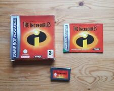 The Incredibles - THQ - Nintendo Game Boy Advance - Complete