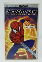 Spider-Man The New Animated Series Sony PSP UMD Video