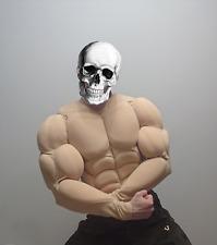 Músculo Disfraz, músculo culturista Traje, Rembo, Goku, X Man, Los Vengadores, Batman