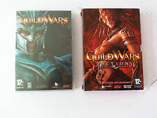 Saga Guild Wars 1 avec extension nightfall et factions PC FR