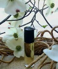 """FRANKINCENSE & MYRRH"" 1/3 oz ROLL ON Perfume/Cologne Fragrance Body OIL"
