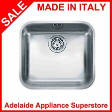 Franke Galassia Stainless Steel Under Mounted Kitchen / Laundry Sink GAX 110-45