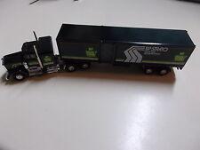 Kenworth Truck, schwarz, mit Beschriftung BP Strato