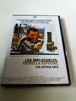 """DVD """"LOS IMPLACABLES PATRULLA ESPECIAL"""" COMO NUEVO PHILIP D'ANTONI ROY SCHAIDER"""