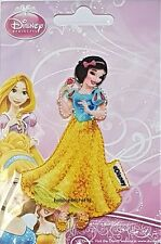 Disney Princess Official Iron on Applique Motif With Stitched Edging Snow White